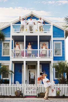 Beach Wedding House