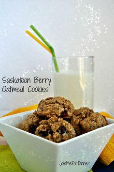Saskatoon Berry Cookies1 **devoured by my family!!