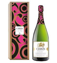 Chris, espumoso de variedades nobles único en el mercado #taninotanino #vinosmaximum