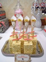 shabby chic baby shower ideas - Google Search