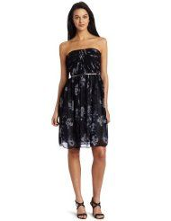 Donna Morgan Women's Strapless Printed Chiffon « Stylish And Accessories Chiffon Dress, Strapless Dress, Dress Codes, Night Out, Formal Dresses, Stylish, My Style, How To Wear, Clothes