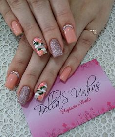 Coffin Nails, Acrylic Nails, Chic Nails, Simple Nails, Spring Nails, Ale, Nail Designs, Make Up, Nail Art