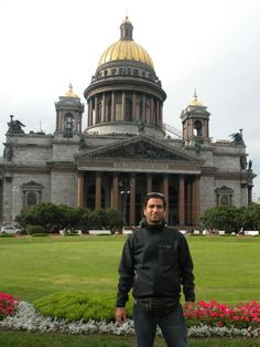 Bernardo Alayza share his beautiful pic in Saint Petersburg, Russia. Would you be there?  www.placeok.com www.facebook.com/placeok @place_ok