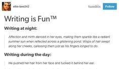 Just 19 Hilarious Tumblr Posts About Writing
