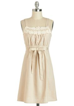 Reliving the Pastoral Dress, #ModCloth