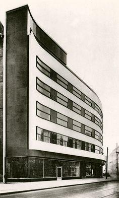 Berlin c1926. Luckhardt & Ankler