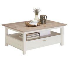 Konferenční stolek od HOM`IN v rustikálním stylu Thing 1, Sweet Home, Table, Furniture, Design, Home Decor, Snacks, Products, Coffee