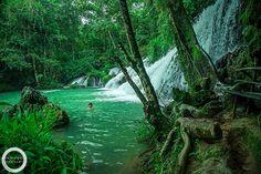 El Nicho waterfalls Cuba #el #nicho #waterfall #cuba #trinidad
