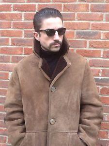 vintage sheepskin jckt | sheepskin coats/jackets | Pinterest
