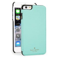 Turquoise iPhone 6/6S Case by Kate Spade