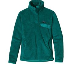 Patagonia-Re-Tool Snap-T - size MEDIUM - Raw Lenin, Oasis Blue, Teal Green, or Jeweled Berry. $119.00 (on sale at ShoeBuy.com 25% off with code TISTHESEASON25 - Free shipping and free returns)