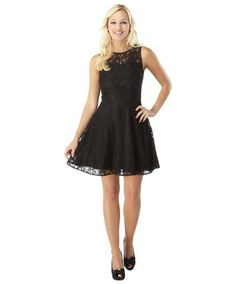 Simply Stunning Skater Dress