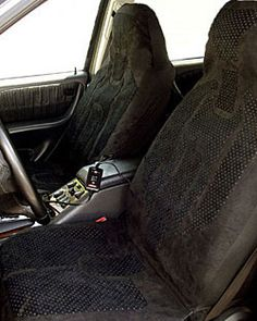 Carbon Fiber Heated Seat Covers