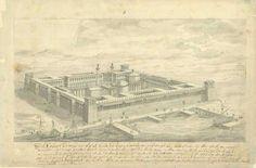 Fischer von Erlach, Johann Bernhard. / J.[Johann] B.[Bernhard] F.[Fischer] v.[von] E.[Erlach]. 1712. Grafička zbirka NSK