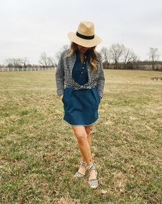 291f593cd46 Shop the Look from Niki French on ShopStyle - On cooler spring days