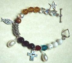 Story Of Jesus Bracelet Story of Jesus Christ by ymcjewelry, $70.00