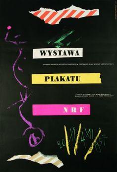 Polish poster: Henryk Tomaszewski   Exposition