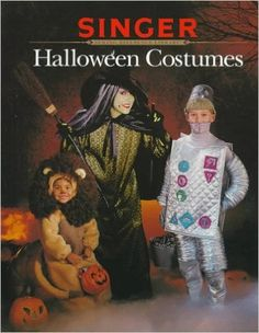 'Halloween Costumes (Singer Sewing Reference Library)' Book