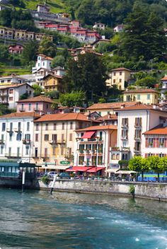 Lake Como-- favorite place in the world . . .
