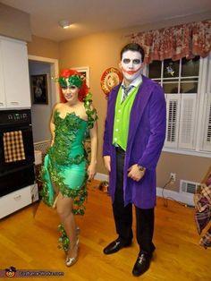 Poison Ivy Costume - Photo 2/4
