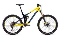First Look: The Rocky Mountain Slayer  http://www.bicycling.com/bikes-gear/2017-mountain-bikes/first-look-the-rocky-mountain-slayer