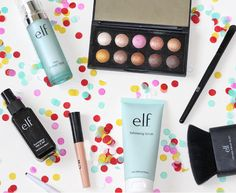 Get $5 off your favorite products as a thank you for supporting my blog and helping me create a partnership with e.l.f!!! e.l.f cosmetics, makeup, natural beauty, makeup brushes, lipstick, eye shadow, eyeliner, contour, lip liner, coupon