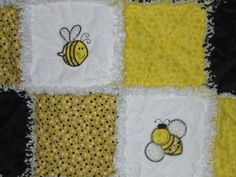 Adapt....Bumble bee quilt