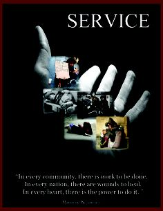 Should public servants be forced to do community service?