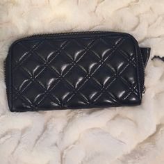 Marc by Marc Jacobs wallet wristlet In good condition, tiny red dot on bottom size of an eraser head Marc by Marc Jacobs Bags Clutches & Wristlets