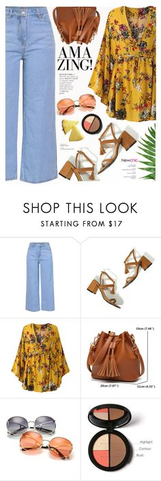 """Newchic Anniversary SALE⤵️"" by yexyka ❤ liked on Polyvore"