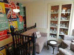 vintage tea room - Google Search