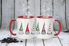 Christmas Coffee, Christmas Gnome, Merry Christmas, Penguin Mug, Wedding Mugs, Santa Mugs, Personalized Coffee Mugs, Kids Branding, Xmas Gifts