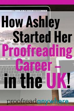 Proofreading career