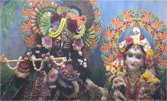 Iskcon temple, Vrindavan Iskcon Krishna, Temple, Princess Zelda, Crown, Painting, Fictional Characters, Art, Art Background, Corona