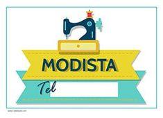 Cartel de modista listo para imprimir #Modista #Costurera #ArreglosDeRopa