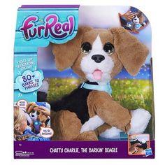 Fur Real Chatty Charlie the Barkin