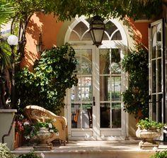 Villa Cimbrone in Ravello by Deanna Masterson