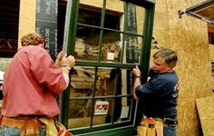 In this how-to video, learn the correct way to install a window with This Old House general contractor Tom Silva