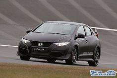 El nuevo Honda Civic Type R tendrá 280 CV.