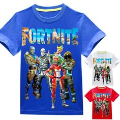 894b7d2bb Fortnite T-Shirt Kids Boys Gamer Girls Xbox Playstation Game Soft T-shirt  AU AU in Clothing, Shoes, Accessories, Men's Clothing, Shirts
