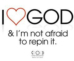 I luv god hes my everything