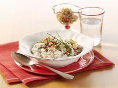 Zwiebel-Porridge