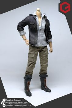 1//6 Scale Soldier Accessories Vicky/'s Secret Killer Outfit Suitable Female Body