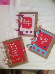 My love for Homemade Communion, Gift Card Holders
