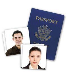 Walmart Digital Photo Center:Passport Prints
