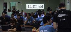 """""""Global Game Jam 2017 a lo cubano o cómo ser ninjas en 48 horas y otras historias"""" evento celebrado en la Universidad de Ciencias Informáticas de Cuba (UCI) basado en hacer la mayor cantidad de videojuegos en 48 horas. #cachivachemedia #videojuegos #cuba #globalgamejam"""
