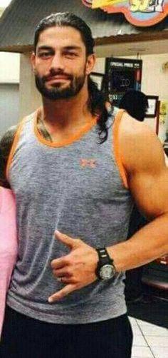Roman is so fine Wwe Superstar Roman Reigns, Wwe Roman Reigns, Wwe Reigns, Wrestling Superstars, Wrestling Wwe, Roman Reighns, Reign Over Me, Dean Ambrose, Roman Empire