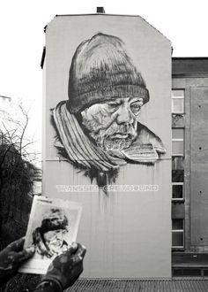 Ecb New Mural In Cologne, Germany