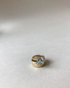 Pretty much anything with the textured cigar band is ?, but this cushion cut aquamarine beauty. Jewelry Box, Silver Jewelry, Jewelry Accessories, Jewellery, Cigar Band, Aquamarine Rings, Or Antique, Diamond Are A Girls Best Friend, Wedding Ring Bands