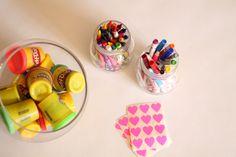 Easy Kids Table for Birthdays